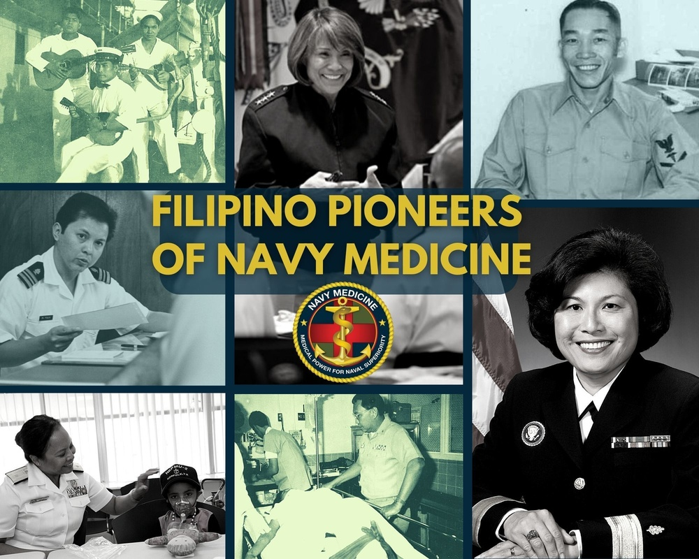 Looking Back at the Filipino Pioneers of Navy Medicine