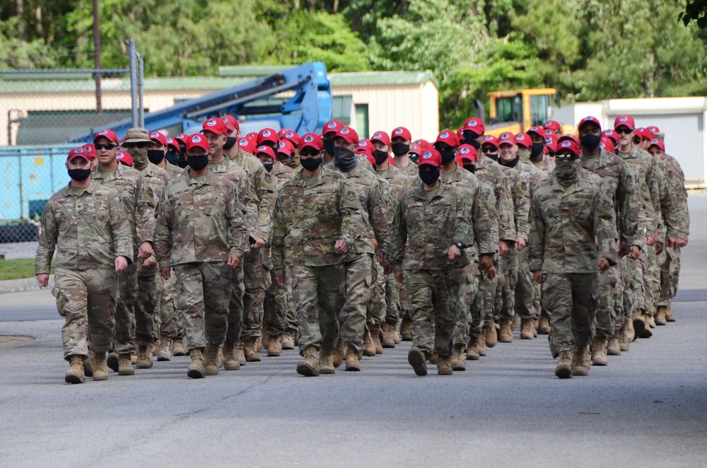 Virginia Air National Guard engineers return from Southwest Asia