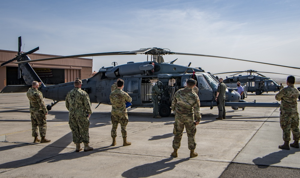 DoD tests CBRN Aircrew Protective Suit Upgrade at Nellis