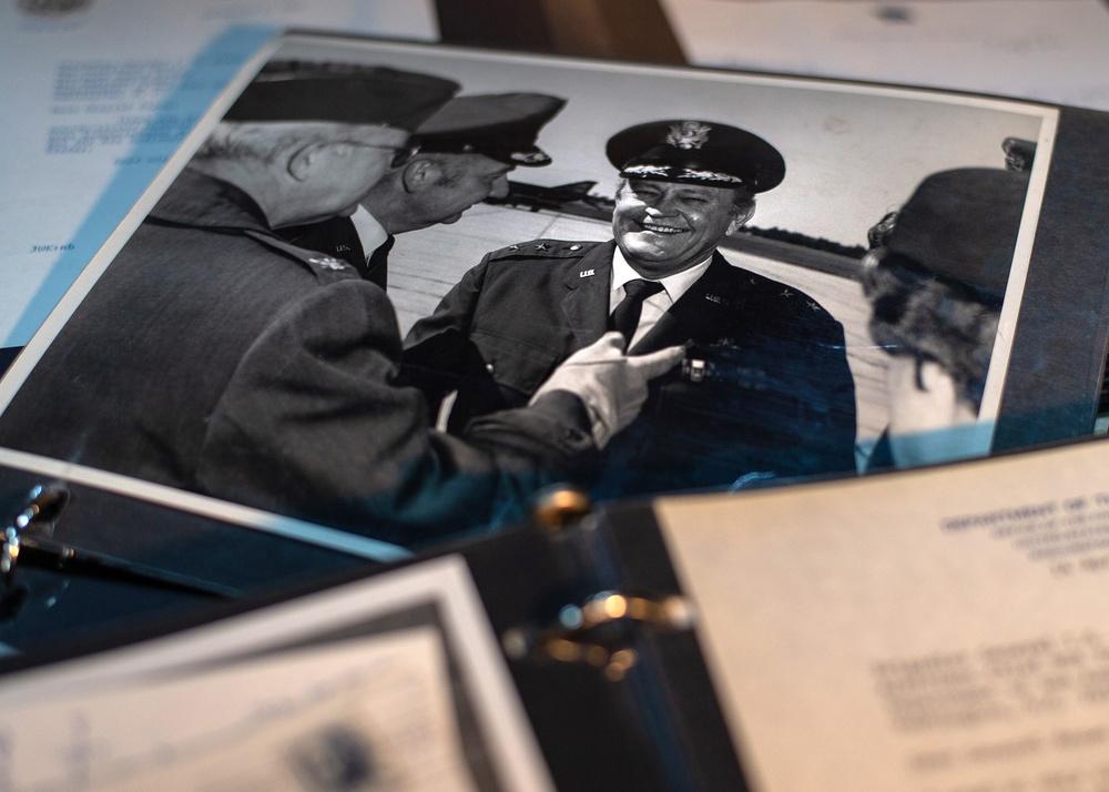 Air Guard Director's history