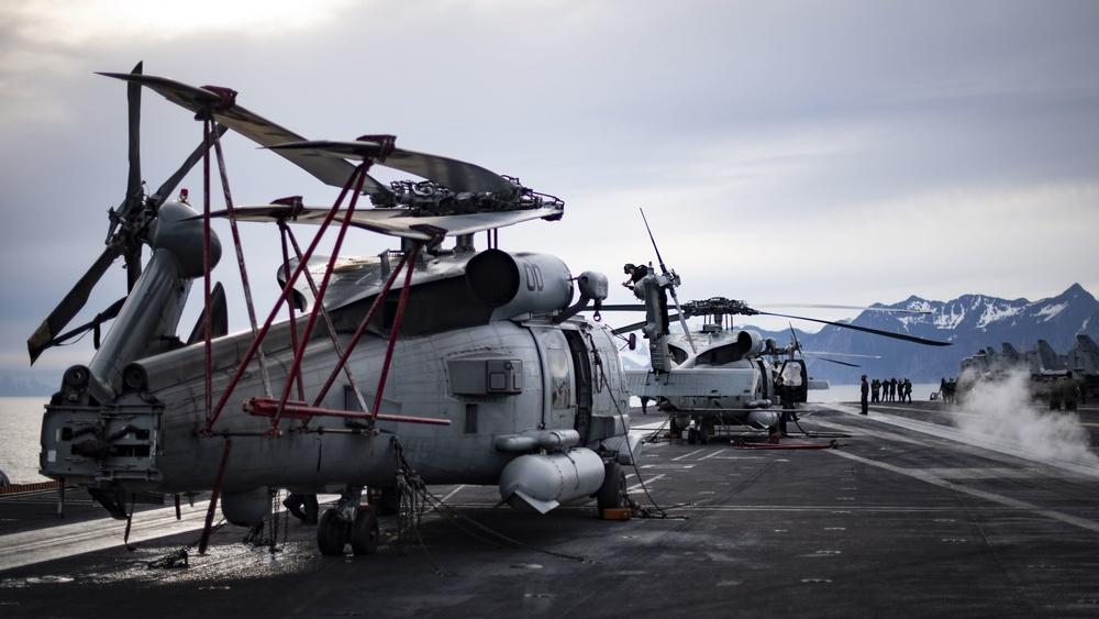 Seaborne Air Maintenance