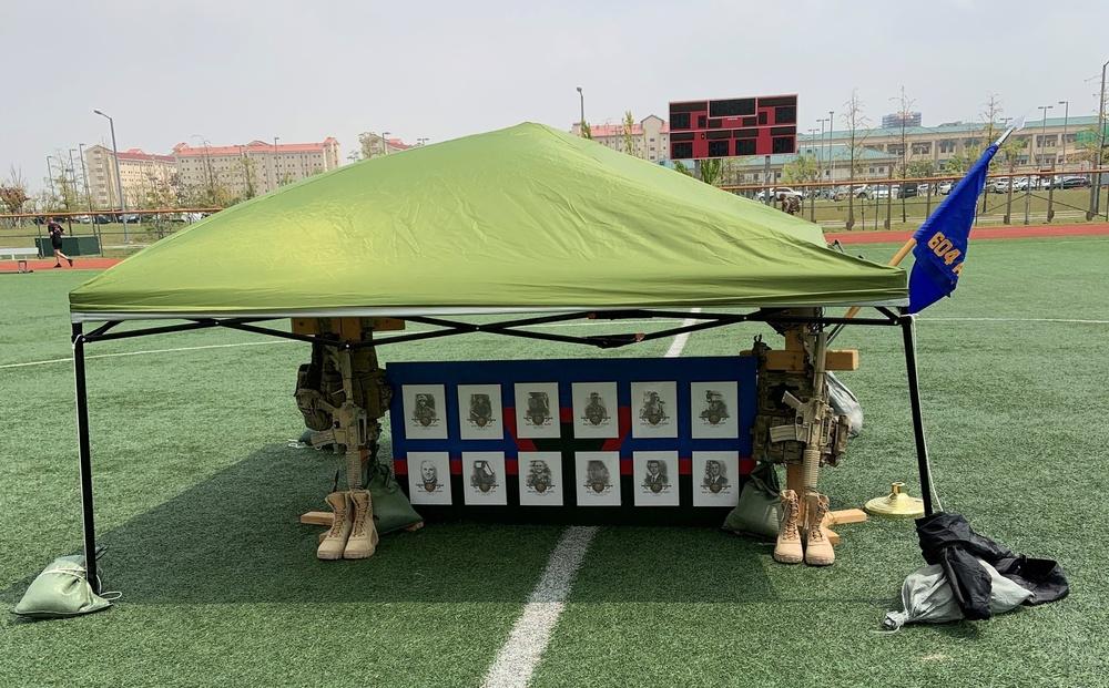 AFSBn-Korea takes on TACP 24 Hour Challenge