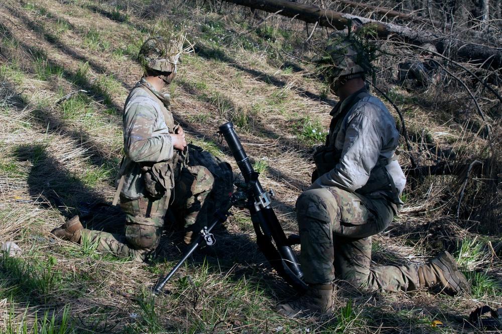 Running STX lanes with Estonian allies