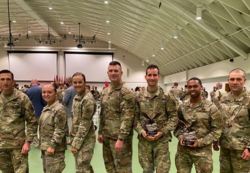 2nd Armored Brigade Combat Team's Sapper Teams compete at 14th Annual Best Sapper Competition