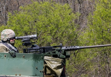 Chemical Soldiers Build Readiness Through Gunnery