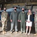 Members of Oklahoma Sen. James Lankford's staff visit 137th Special Operations Wing