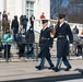 CJCS views change of guard at Tomb of the Unknown Soldier