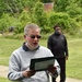 Army G-6 Cyber and former colleagues bid farewell to Charles Lankford