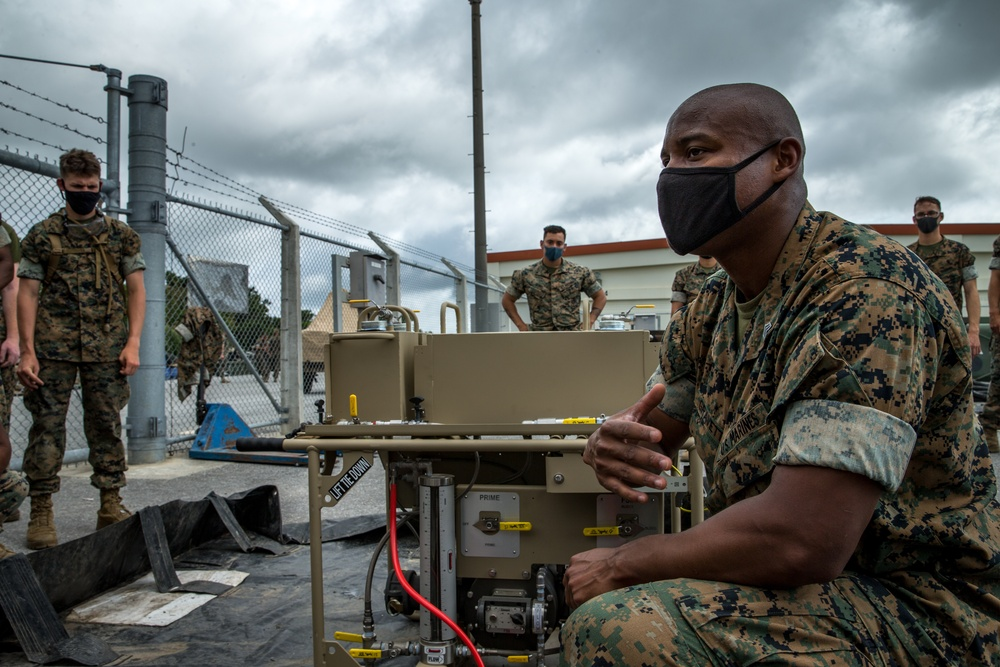 It's New | III MEF Marines conduct EMFAC training