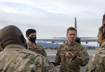 Airmen and Soldiers depart JBER to conduct airborne forced-entry operations for Northern Edge 21