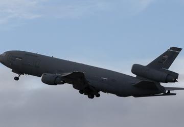 Northern Edge 21 flight operations at JBER, Alaska