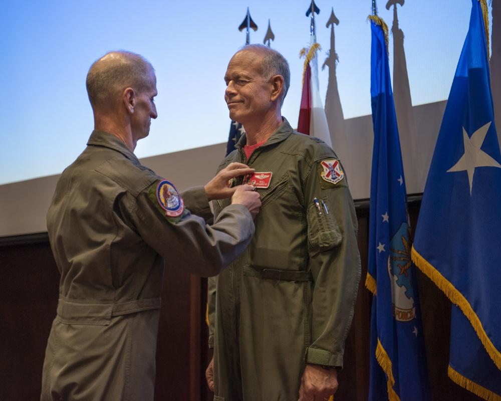 Brig. Gen. Sparrow Retires After 36 Years