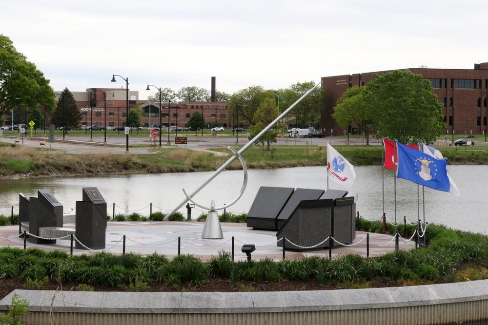 The Dupage County Veterans Memorial