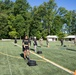 Legal Command Soldiers Conduct Army Combat Fitness Test