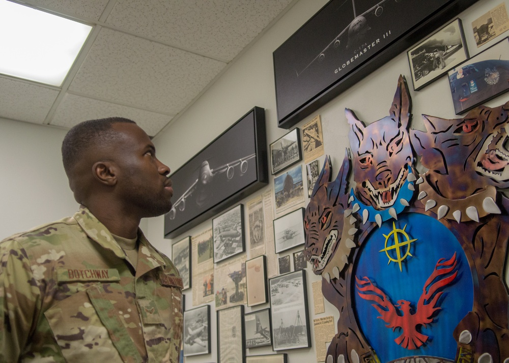 Ghana Native Learns American Ways While Aiming High in the Air Force