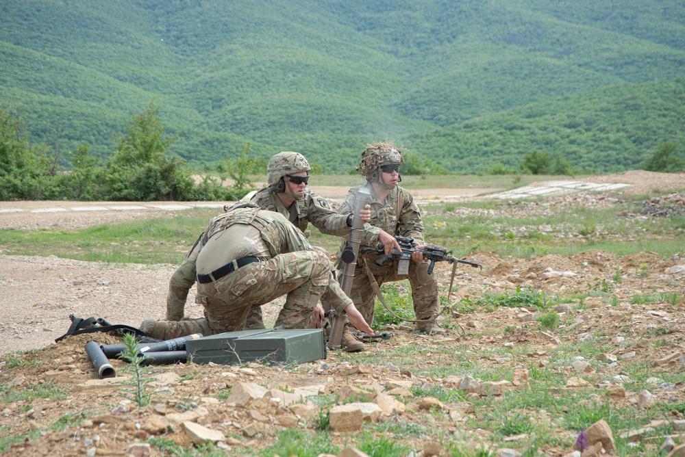 Mortar System