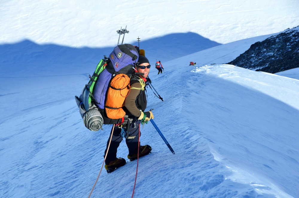 Denali Resilience Climb