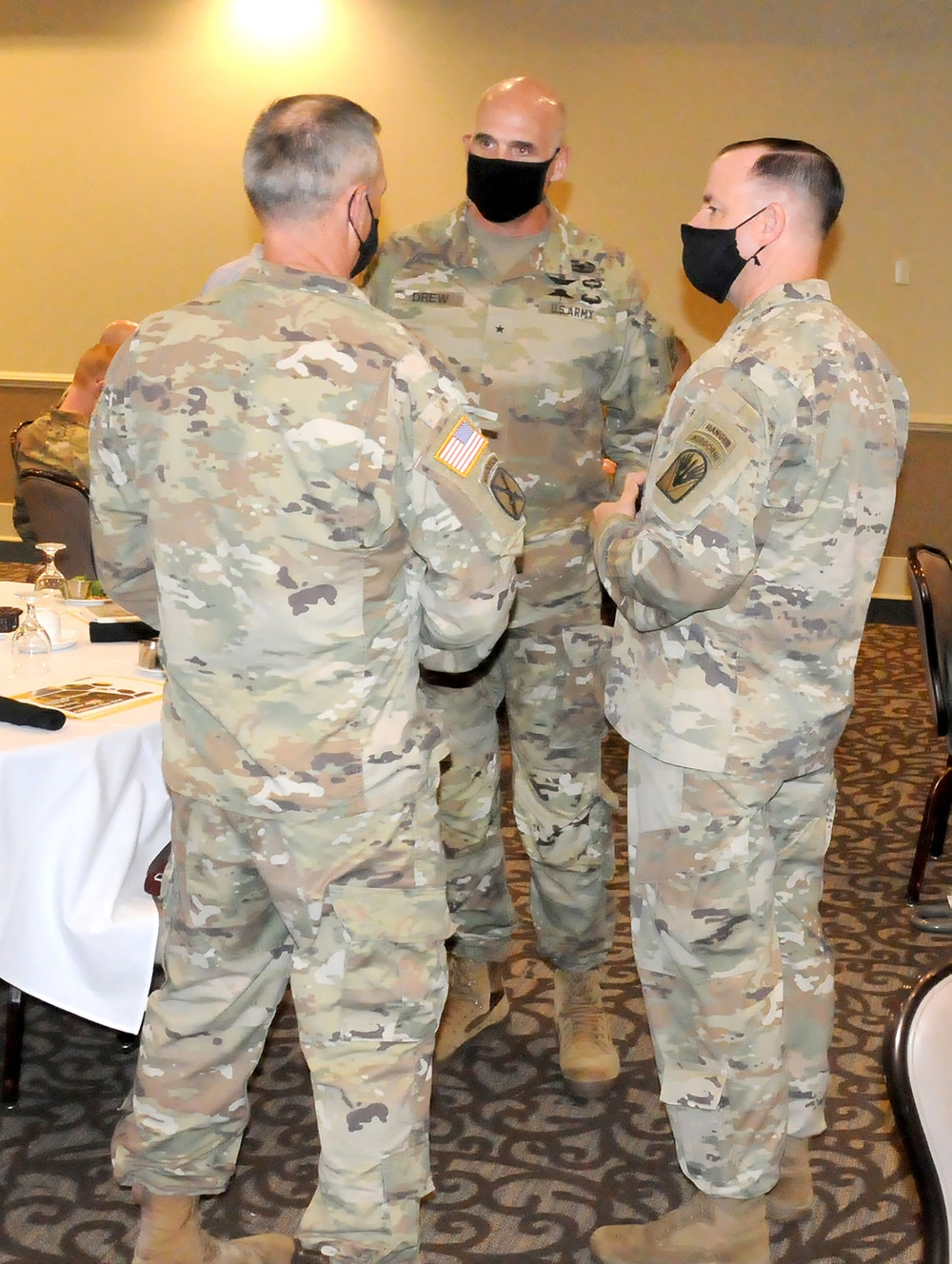 Drew offers talent management advice for Fort Polk leaders
