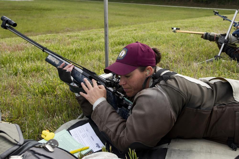 National Guard's All Guard marksmanship team members take home honors