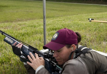 Pa. National Guard Soldier breaks two national shooting records