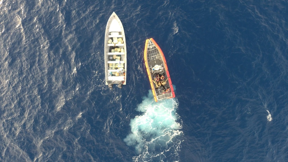 55-year old Coast Guard Cutter offloads $220 million in illicit drugs in San Diego
