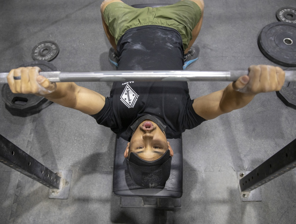 Competitors raise the bar on mental health awareness; powerlifting competition