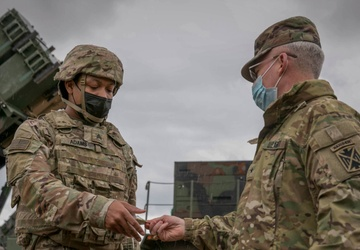 Patriot battery in Croatia receives recognition