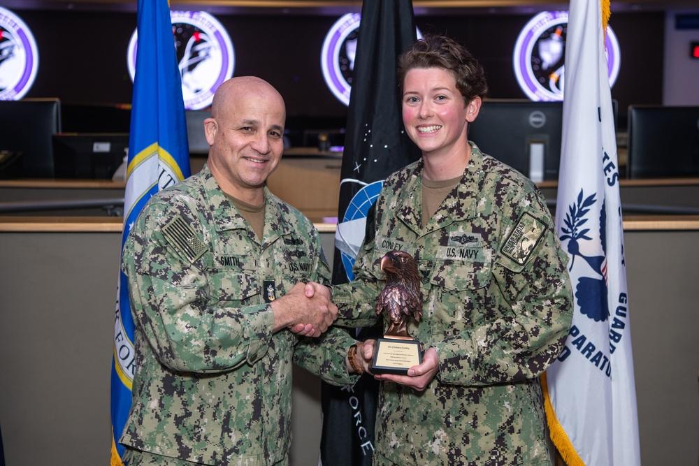 MCPON visits USSPACECOM, partners