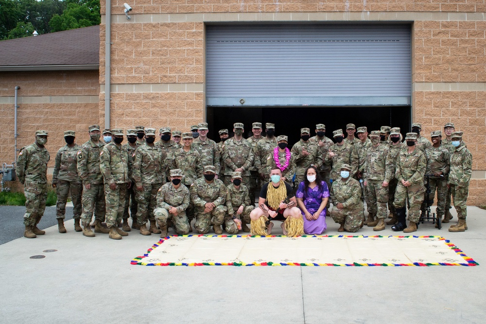 Legal Command Soldiers, Civilians Honor Asian American Pacific Islander Heritage Month