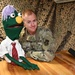 Puppet helps deployed Airmen