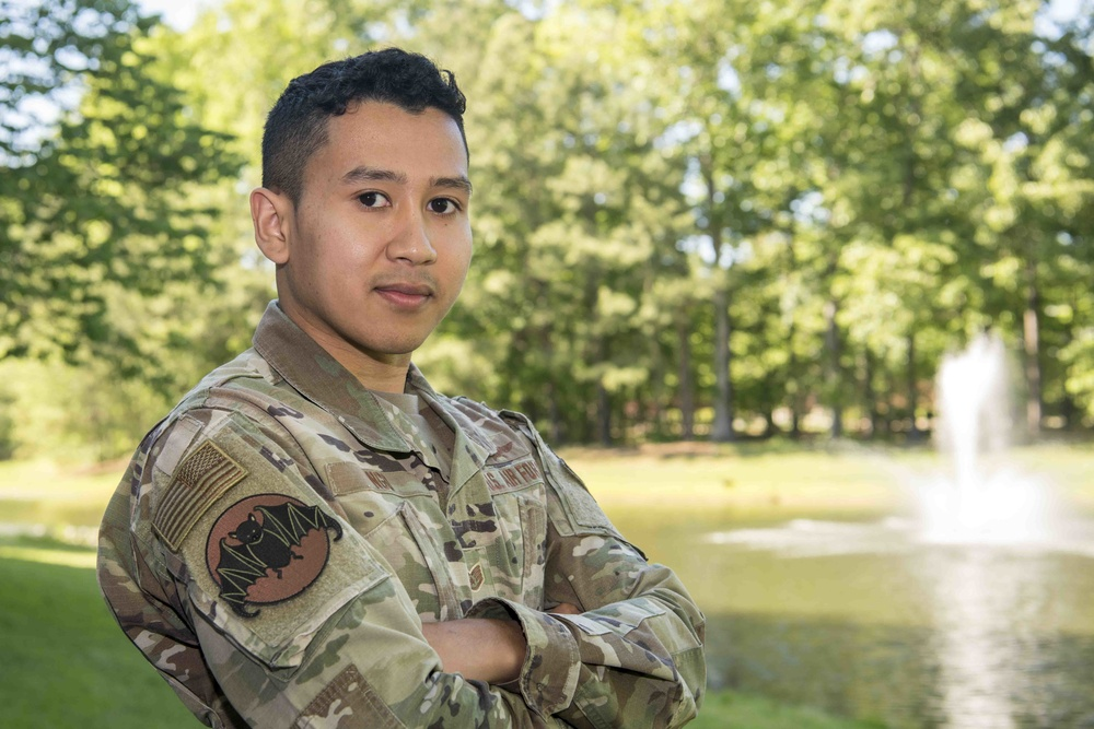 Voices of the VaANG: Staff Sgt. Michael Ngo, 185th Cyber Operations Squadron cyber warfare operator