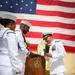 MESG-1 Change of Command Ceremony