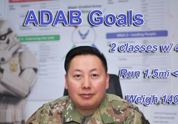ADAB Goals: TSgt Nqoua Yang