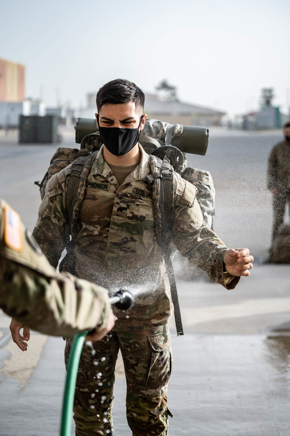 Eighth Army 2021 Best Warrior Competition
