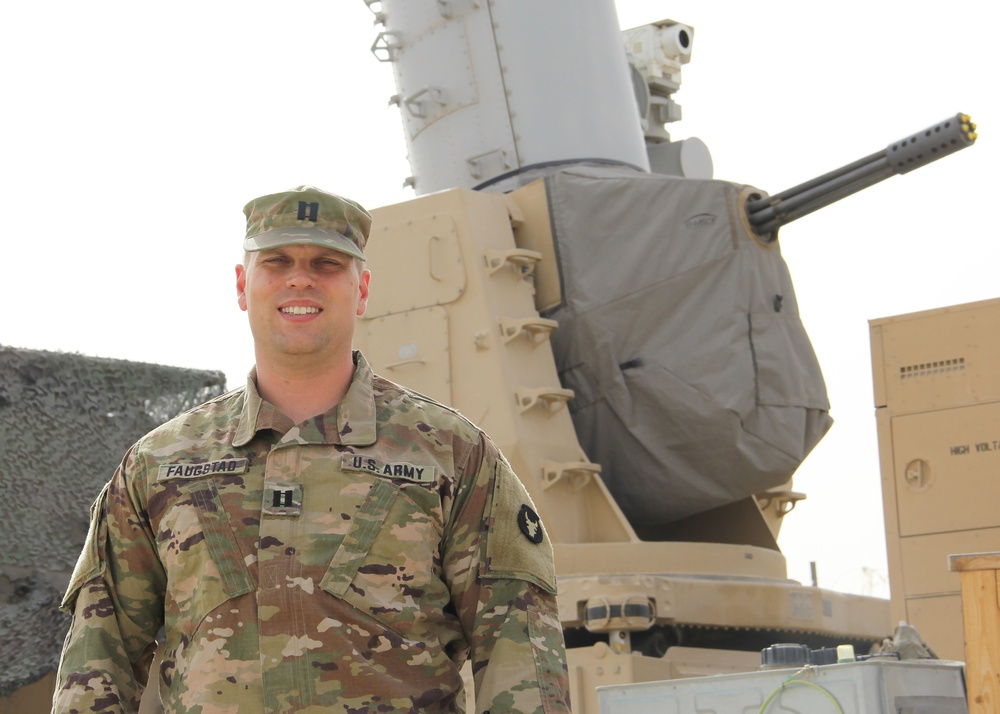 Iowa Army National Guard Soldier earns PhD while deployed