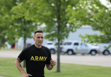Soldiers compete in Cavalry Squadron Best Warrior Competition with sights set on representing New York