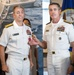 NSTC Change of Command