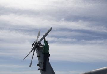 USS Shiloh (CG 67) May 24, 2021 Underway