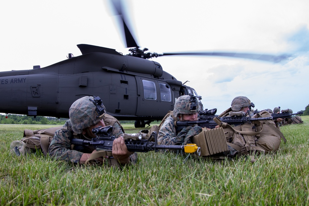 Practice Makes Perfect: 2nd LAR conducts MCCRE