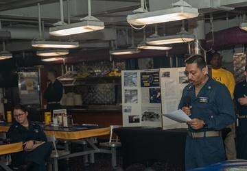 USS Ronald Reagan (CVN 76) Battle of Midway Remembrance