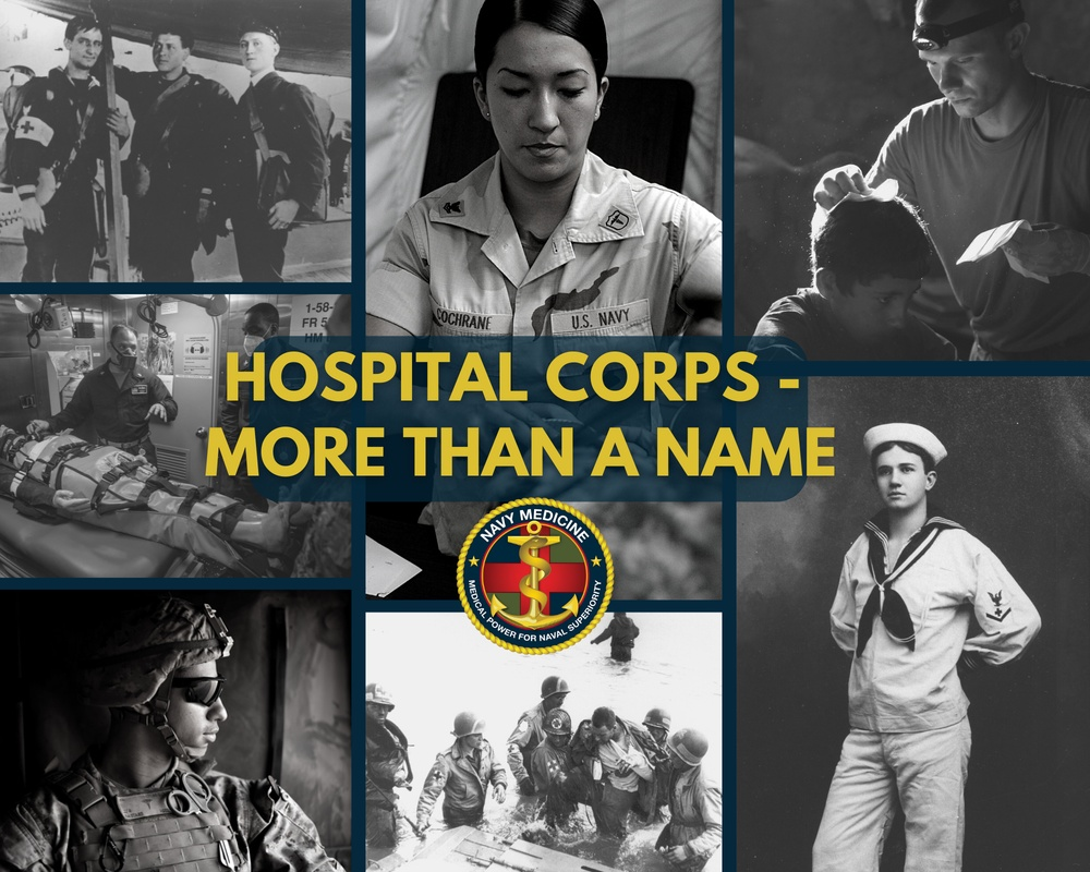 More than a Name:  An Etymological Journey of the Hospital Corps