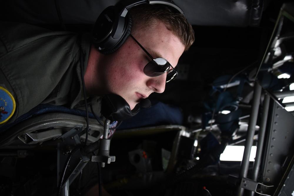 Airman Miller boom operator