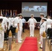 NIOC Texas Change of Command