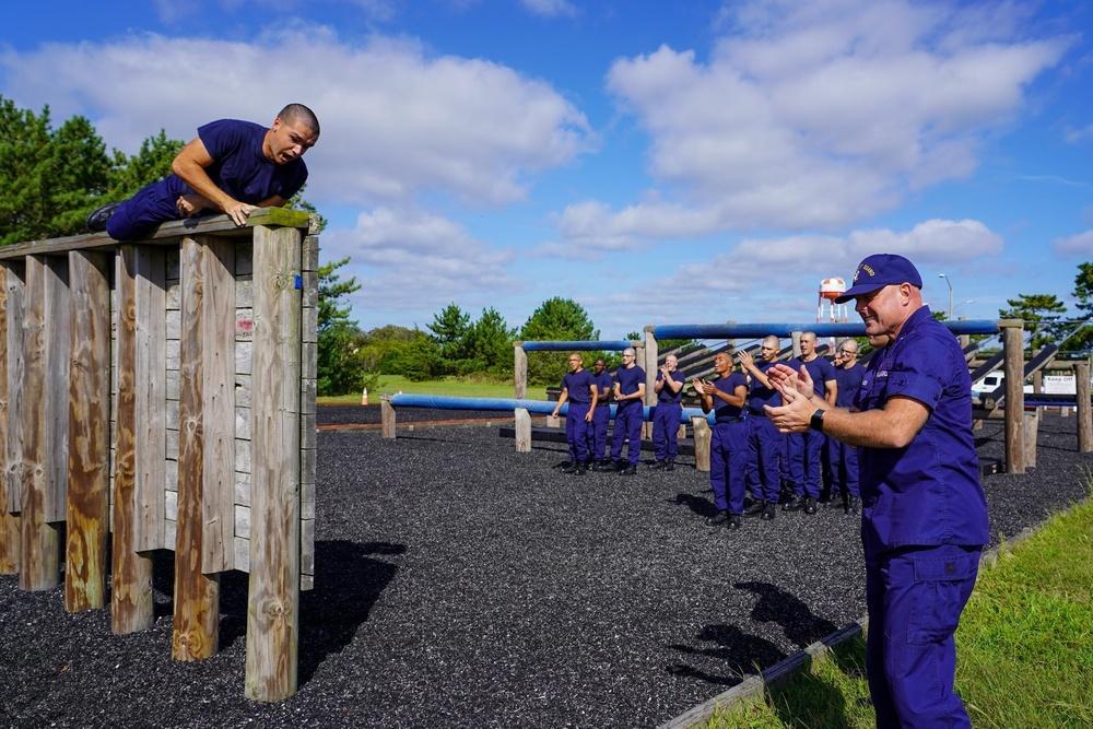 U.S. Coast Guard Recruit Mentorship Program