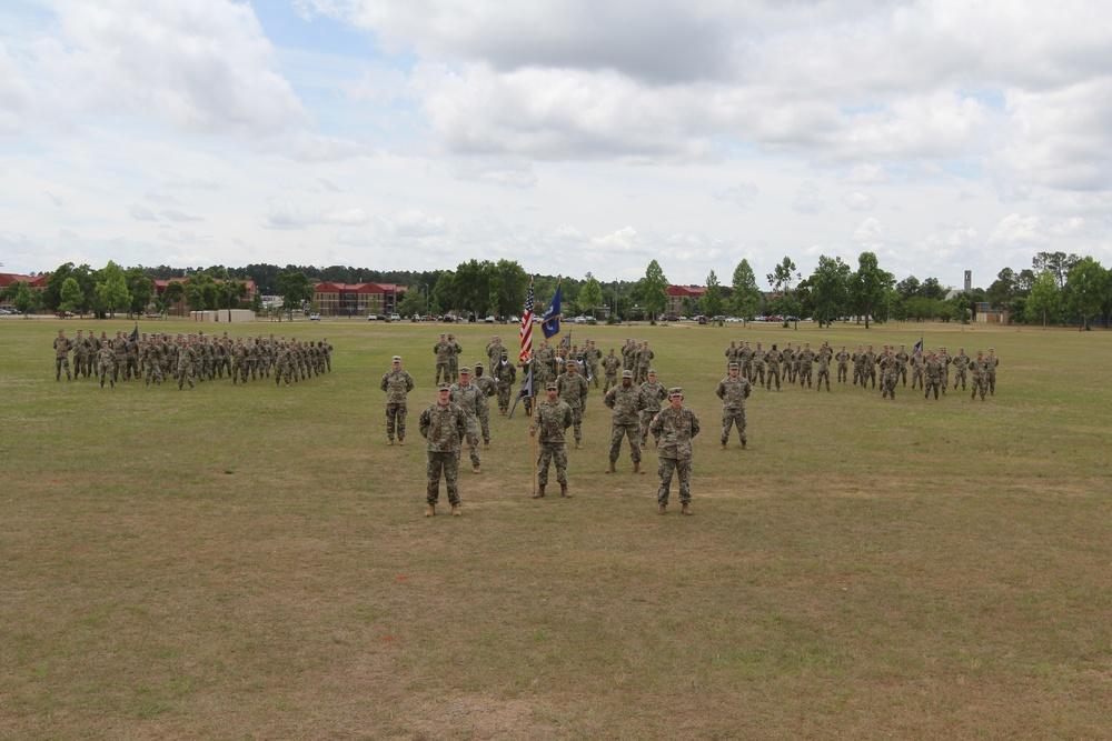 915th Cyber Warfare Battalion Formation