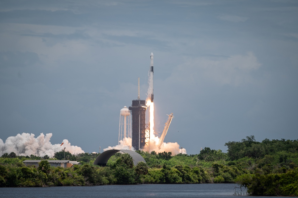 Space Launch Delta 45 Supports Successful CRS-22 Launch