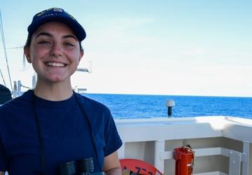 Faces of Hamilton: Seaman Meleah Tiber