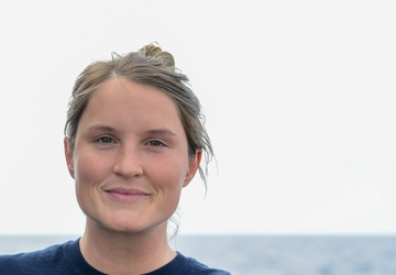Faces of Hamilton: Petty Officer 1st Class Heather Ashworth