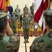 Headquarters & Service Battalion Change of Command Ceremony