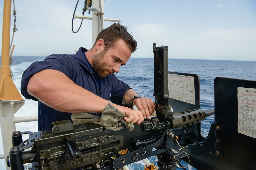 Faces of Hamilton: Petty Officer 2nd Class Tate LaPorte